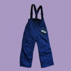 Central Skihose junior wasserdicht blau 